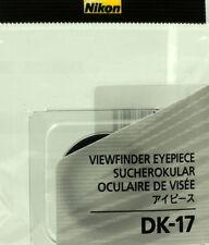 Nikon DK-17 Eyepiece for F6,F5,F3HP F3T,D3,D2 Series