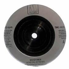 """Boyz II Men - In The Still Of The Nite (I'll Remember) - 7"""" Record Single"""