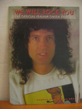 QUEEN - We Will Rock You Fanzine numero 68 del giugno 2013