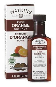 Watkins Pure Orange Extract - Pack of 3 -   BB 2/1/2024