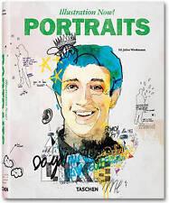 Illustration Now! Portraits by Taschen GmbH 9783836524254 (LN)
