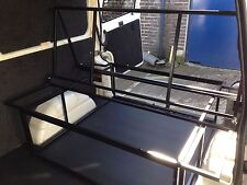 KING SIZED Rock & Roll Bed Frame Camper Interior VW T4 T5 Transit Vito universal