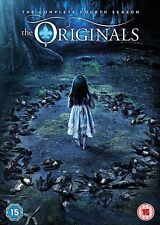 The Originals: The Complete Fourth Season [2017] (DVD)