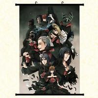 Anime Naruto Uchiha Sasuke Wall Scroll Poster Home Decor Art Cos Paintin 40*60cm