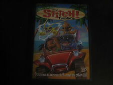 Disney Stitch! The Movie (DVD, 2003) Like New Rare HTF OOP