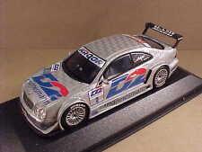 Minichamps #430 984807 1/43 Mercedes CLK, 2000 DTM, AMG - D2 Mannesmann, Jaeger