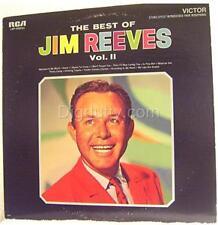 THE BEST OF JIM REEVES vol 2 - Vinyl LP            NiCe