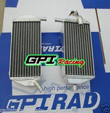 aluminum radiator FOR YAMAHA YZ450F YZF450 YZ 450F 2010-13 2011 2012 2013 10