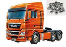 Tamiya MAN TGX 26.540 6x4 XlX + rodamientos de bolas #300056325ku