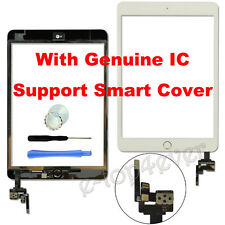 White For iPad mini 3 3rd A1599 A1600 Glass Touch Digitizer Screen Replacement