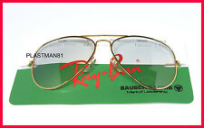 N.O.S! VINTAGE RAY BAN B&L AVIATOR LARGE METAL GOLD FRAME 60mm (Sunglasses)