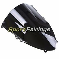 Black Windscreen For Ducati 899 1199 2012 2013 Motorbike ABS Plastic Wind Shield