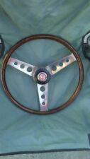Austin / Morris Cooper S Clifford Wood Steering Wheel 1960's