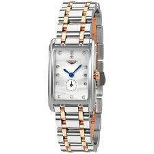Longines Dolce Vita Mother of Pearl Dial Ladies Watch L52555877