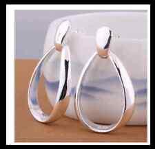 Ohrringe Silber 925 Creolen  Silberschmuck