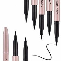 1Pcs Black Long Lasting Eye Liner Pencil Waterproof Liquid Eyeliner Pen Cosmetic