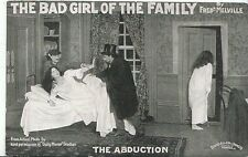 Family Postcard - The Bad Girl of The Family - The Abduction  V1852