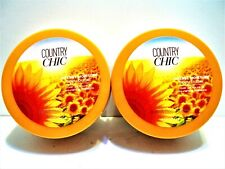Bath Body Works COUNTRY CHIC Body Butter, Full Size, 7 oz/200g, NEW x 2