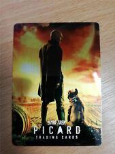 Star Trek Inflexions Binder Exclusive Promo Card P1