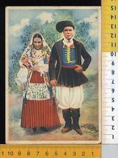 17238] CAGLIARI - COSTUME DI QUARTU SANT'ELENA _ 1950