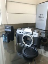 Fujifilm X Series X-T10 16.3MP Digital Camera - Black (Body Only) - Good ++