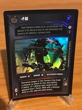 Star Wars CCG P-60 Reflections 3 Foil