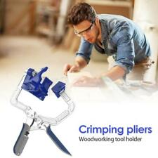 90° Angle Woodworking Clamp Picture Frame Corner Clip Hand Tools for Woodwork