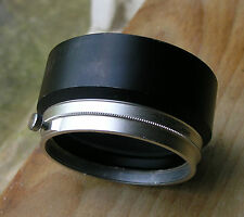 Canon Lens hood  T-50-2   50mm clamp on over 48mm filters