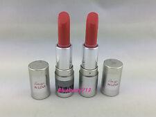 Lot de 2: Tout Neuf Lancome Rouge In Love Rouge à lèvres - 132M