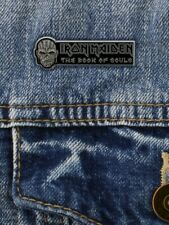 More details for iron maiden badge book of souls enamel pin