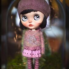 ❤OOAK Custom by Cupcake Curio Blythe Art Doll SORREL Licca Body Outfit Set❤