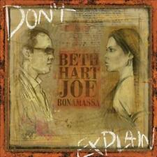 JOE BONAMASSA/BETH HART - DON'T EXPLAIN USED - VERY GOOD CD