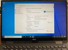 "Dell XPS 13 9365 2in1 Laptop 13.3"" QHD Touch Intel i7-7Y75 256GB SSD 16GB RAM"