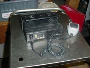 Motorola Maxtrac 300  Mobile 2 Way Radio, with Microphone & Mounting Bracket #34