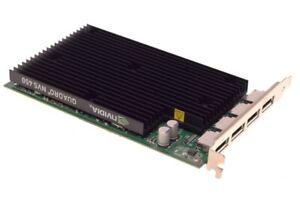 NVIDIA Quadro NVS 450 512MB GDDR3 Graphics Card - DisplayPort x 4 / IBM 64Y9895