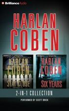 Harlan Coben - Six Years & Stay Close 2-in-1 Collection by
