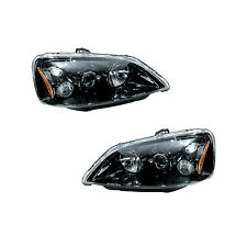 Elegante Honda Civic 2002 2005 Head Light Assembly Pair Tyc 80 5921 90 Fits 2004 Honda Civic