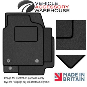 Fiat Panda (2007-2012) Tailored Fitted Grey Car Mats