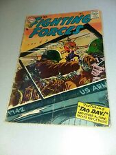 Our Fighting Forces #26 DC Comics 1957 War army early Silver age classic art at