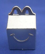Monopoly Empire Silver Mc Donalds Happy Meal Replacement Part Game Token