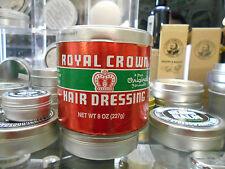 Royal Crown Hair Dressing Pomade !!!                           100g=3,94 E  /