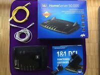 AVM FRITZ!Box 7360 SL Wlan Router HomeServer 50.000 1&1