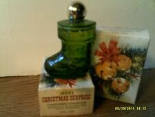 Vintage 1976 Avon Christmas Surprise Charisma Cologne-New In Box-Free Shipping