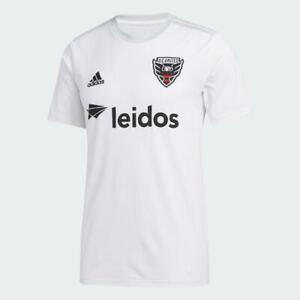 ADIDAS Men's D.C. United 20/21 Leidos Away Soccer Jersey NWT Size: 2XL