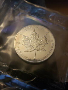 Palladium Canada Maple Leaf .9995 1oz 2009