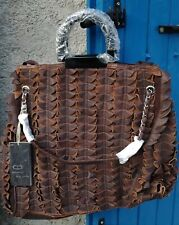 Grand sac en cuir neuf MARINA GALANTI