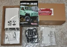 Land rover Defender D90 Raffee Team Track hard body New FREE GIFTS RC