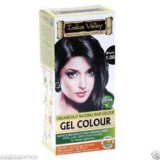 Unisex Black Hair Colourants with Vitamins