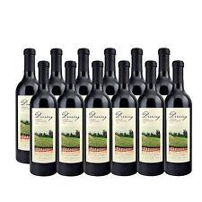 Deering Wine 2009 Sonoma Valley Ideal Red Blend - 95 points (12 Bottles)