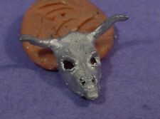 O SCALE On3/On30 WISEMAN MODEL SERVICES DETAIL PART #O244 COW SKULL WITH HORNS
